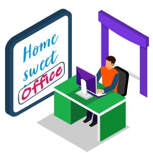Távmunka, home office támogatás - Call Center szoftver | ArenimTel