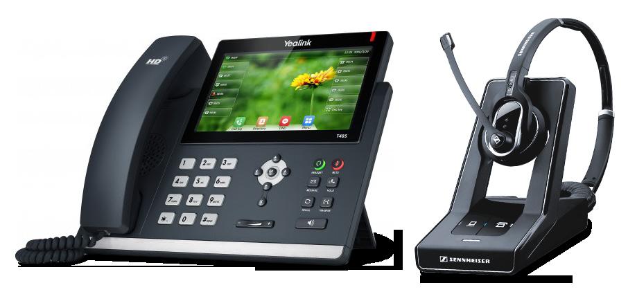 Call Center vagy Ügyfélszolgálati IP telefon - ArenimTel