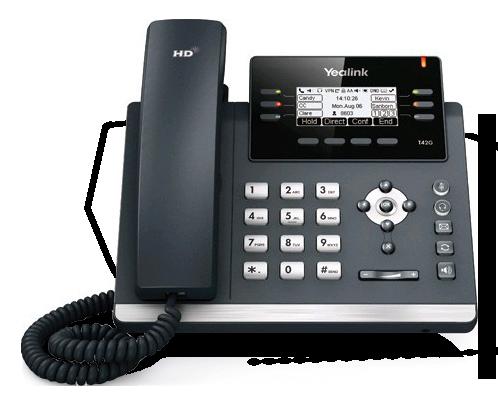 Asztali IP telefonkészülék - ArenimTel