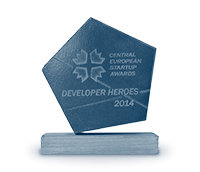 Developer Heroes - Central European Startup Awards 2014