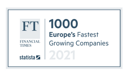 Financial Times Europe's Fastest Growing Companies 2021