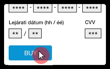 Vásárlási folyamat lezárásának támogatása | ArenimTel WebWithMe